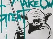 Free Humanity, street artist Californie