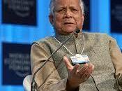 Yunus Forum économique mondial Davos pour social business