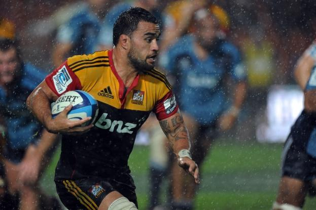 Liam Messam All Blacks Wikato Chiefs Mooloos