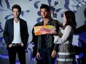 Taylor Lautner Londres... enfin presque