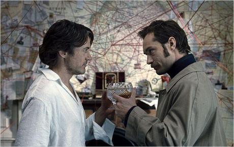 Sherlock Holmes 2 jeux d'ombres (Guy Ritchie, 2011): chronique cinéma