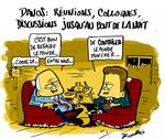 Hollande, Juppée, Davos, Megaupload LePlus Nouvel