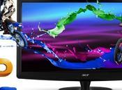 Acer HN274H moniteur Full