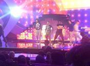 groupe LMFAO pleine répétition pour Music Awards
