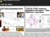 """""""Géographie conflits"""" journal """"Scoop ville guerre"""""""