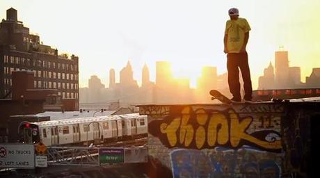 NYC Magic : Supra in the city !