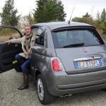 Cinquecento Fiat - Toscane 2011