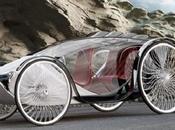 Faeton, véhicule futuriste inspiré passé