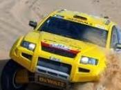 voiture électrique parvient finir Paris-Dakar