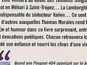Littérature jour MYTHOLOGIES AUTOMOBILES Thomas Morales.