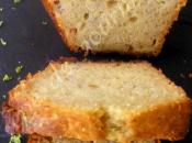 Cake Banane Citron vert