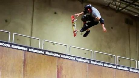 Tony Hawk's new 2012 video part on Ride Channel !