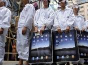Conditions travail fournisseurs Apple Chine