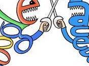 GooglePlus Facebook, guerre