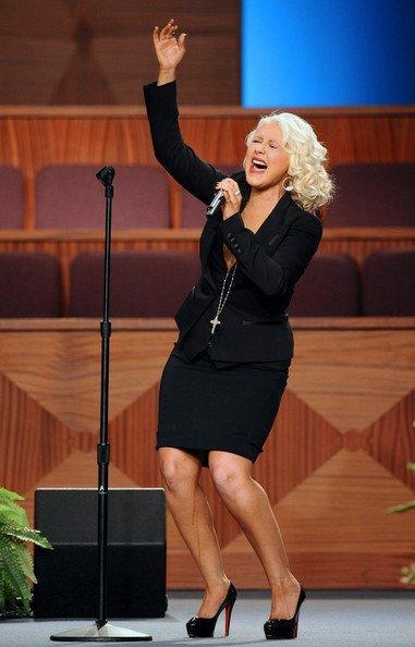 Christina Aguilera ( Christina María)
