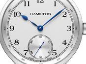 Baselworld 2012 Hamilton Khaki Navy Pioneer Limited Edition
