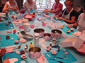 Atelier decoration cupcakes toulouse