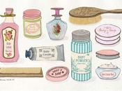 L'illustration touche girly marques
