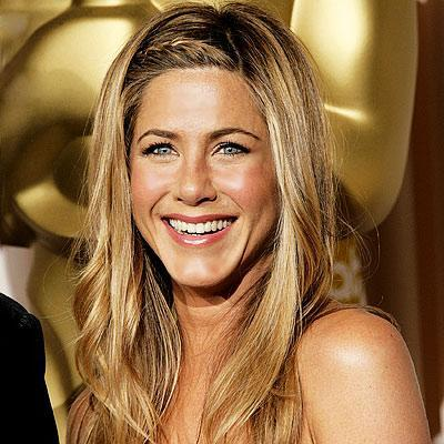 Today, I'm : Jennifer Aniston.