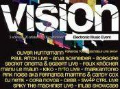 VISION Electronic Music Event Dock 11/02