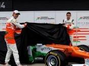 Force India révèle VJM05