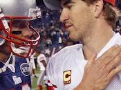 Face face Super Bowl Quarts Porteurs ballon
