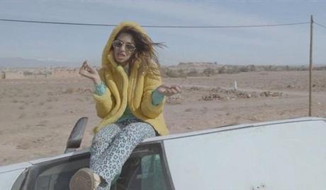 M.I.A nous fait découvrir l'arabique drift dans la vidéo de «Bad Girl»