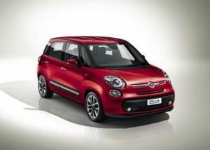 Fiat 500L : le nouveau minispace Fiat