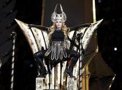 Madonna reine mi-temps Super Bowl
