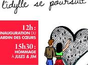 amoureux Deauville l'idylle poursuit