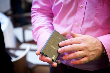 LG Prada : quand la technologie s'habille d'élégance