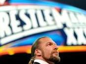 Triple accepte défi l'Undertaker