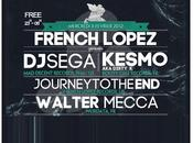 FRENCH LOPEZ présente SEGA KESMO JOURNEYTOTHEEND WALTER MECCA