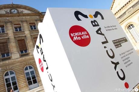 Actu Bordeaux - Réunion CYCBLAB à Bordeaux : Philippe Starck s'il vous plait dessine moi un vélo !