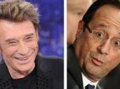 Johnny Hallyday soutiendra François Hollande