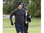 jogging peut bruler poignées d'amour
