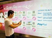 Singapour Ville-test pour nouveau système paiement PayPal