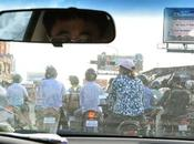 Phnom Penh, trafic routier