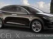 Tesla model places électrique avec 400km d'autonomie