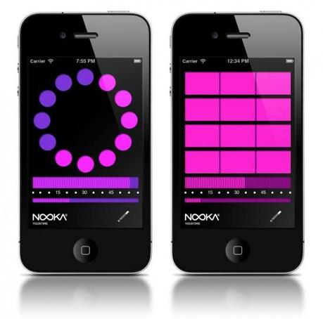 Image nooka iphone app 550x543   Nooka for iPhone