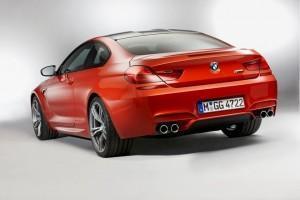 BMW M6 : Coupé (F12) et Cabriolet (F13)