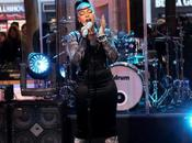 Ashanti rend hommage Whitney Houston Good morning America