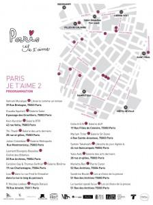 Paris je t'aime…