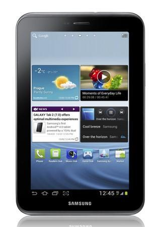 Samsung Galaxy Tab 2 7.0 : les photos officielles