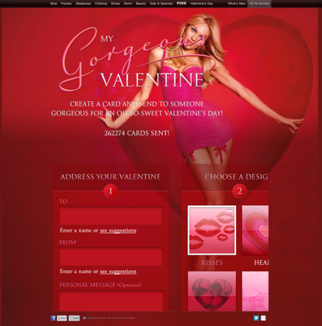 Saint Valentin: Best of 2012