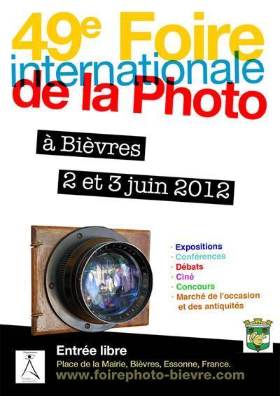 49e Foire Internationale de la Photo de Bièvres