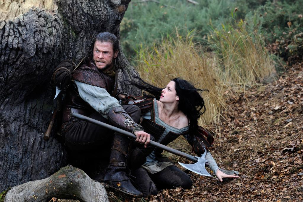 NOUVEAU STILL DE SNOW WHITE AND THE HUNTSMAN