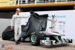 Mercedes présentera Barcelone février