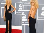 Tapis Rouge 54ème cérémonie Grammy