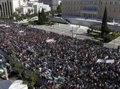 Grèce vers l'explosion sociale